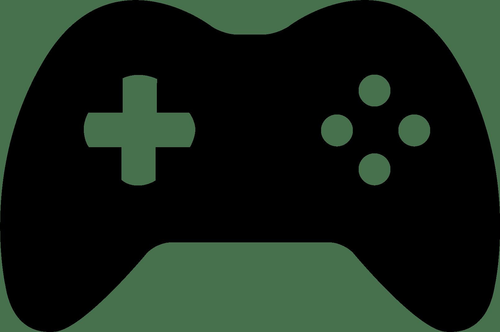 Picto Console de Jeux