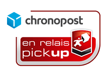Logo Chrono 13 Point Relais