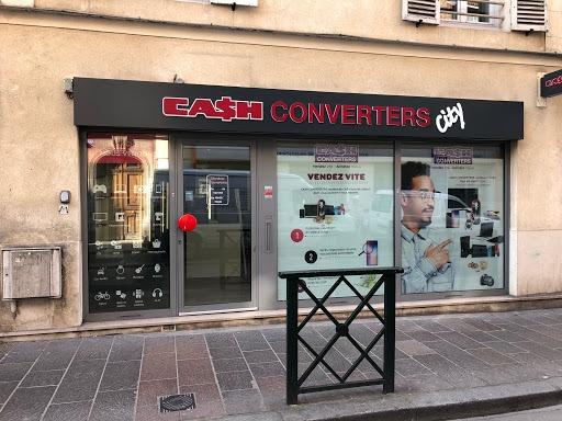 Magasin Cash Converters Ouvre Ses Portes à Nanterre