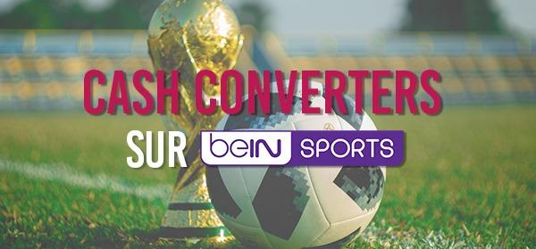 Cash Converters couvre la Coupe du Monde de Football