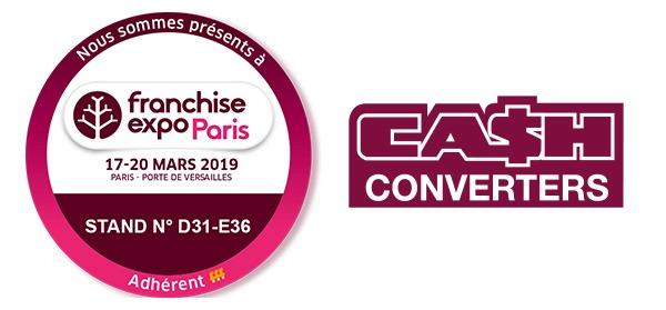 DIRECTION FRANCHISE EXPO POUR CASH CONVERTERS
